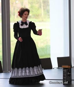 """Verena op ten Noort schreef voor de Kunst 10-daagse het gedicht """"Kunst"""""""