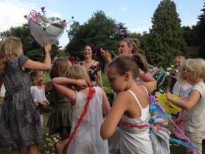 Theaterweek Kraaybeekerhof - prachtige bloemen